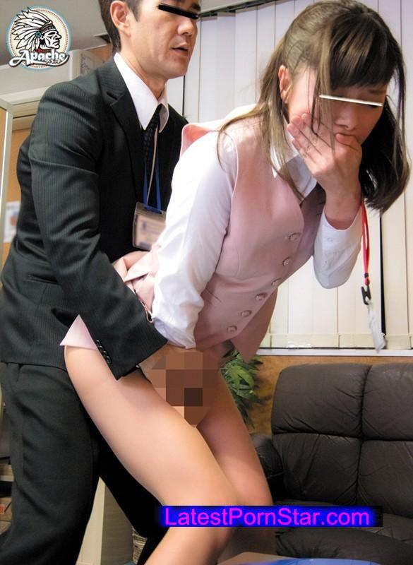 [AP-311] 働く制服女素股痴漢