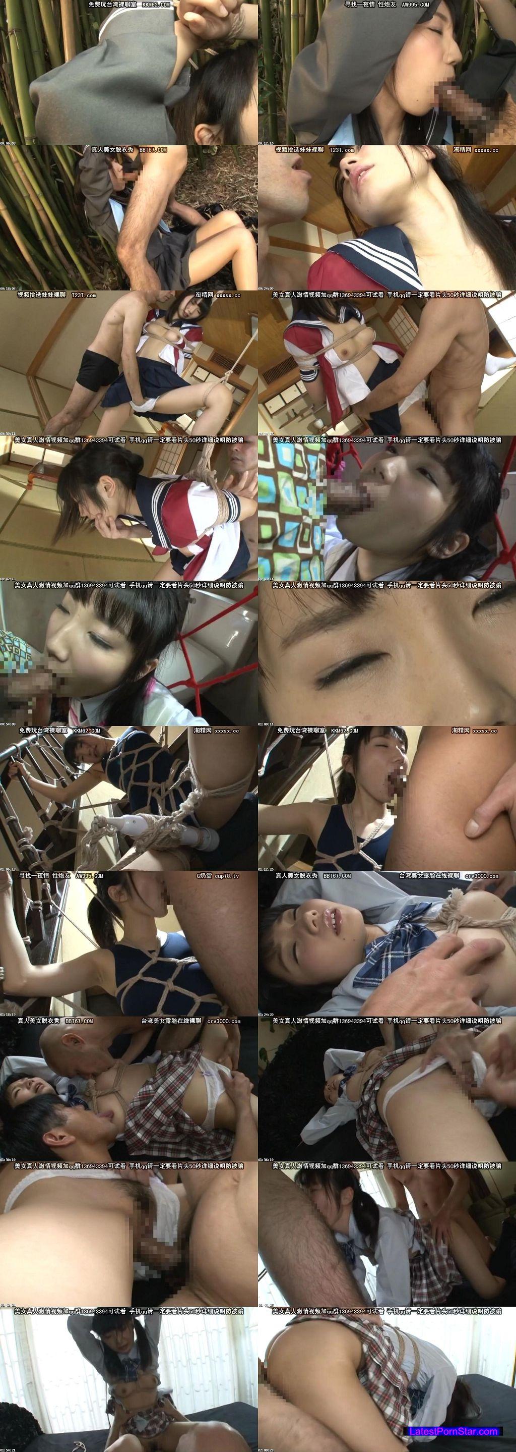 [IENE-673] 今村加奈子 女子校生緊縛監禁中出し孕ませ調教