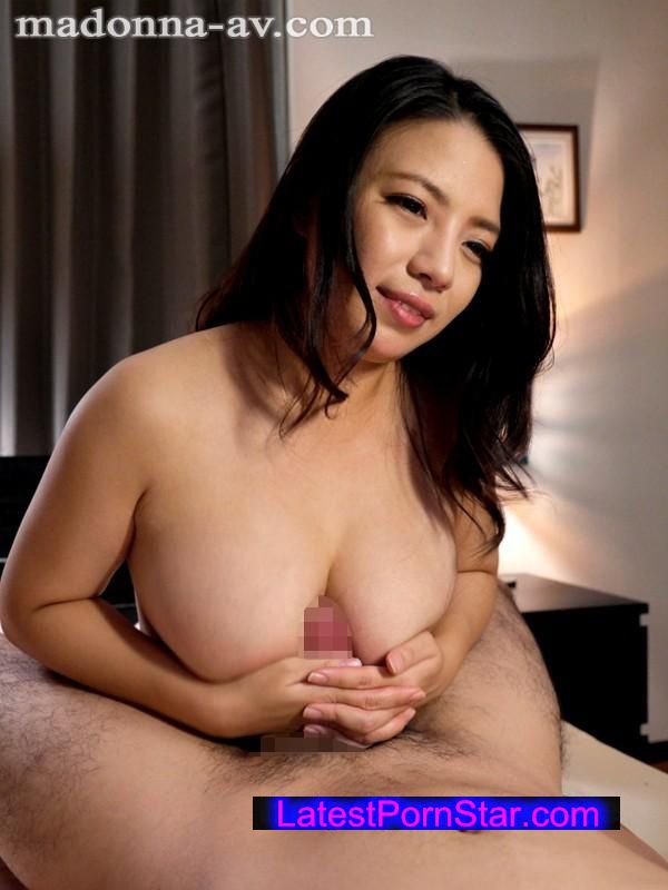 [JUX-858] 今夜、妻の友達と二人きり… 織田真子