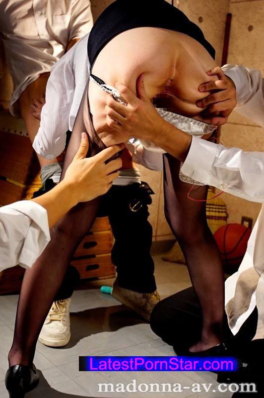 [JUX-872] 解禁真性中出し 人妻女教師 膣内射精授業 臼井さと美