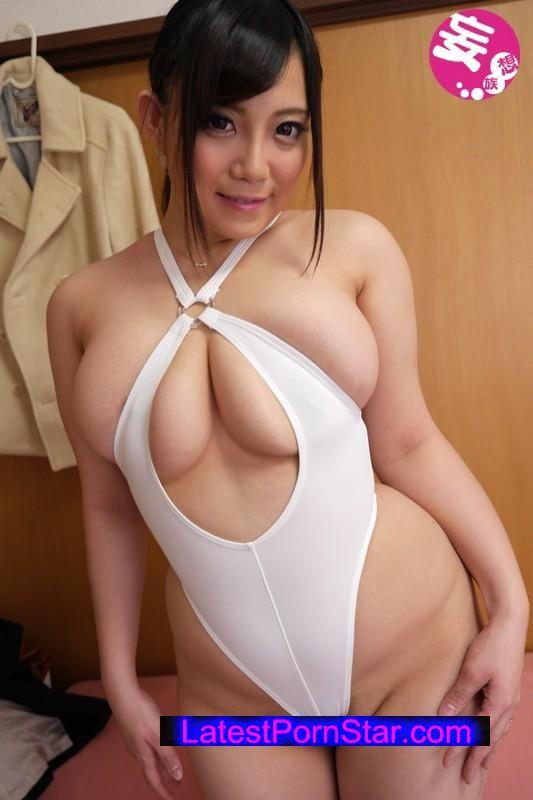 [KATU-001] やりたくなるなる巨乳輪 すけべなパイパン若妻18歳Hカップ