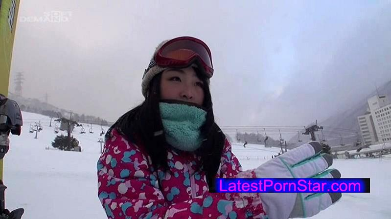 [SDSI-044] 女子アルペンスキー国体12位 超美乳Gカップ!現役スキーインストラクター 青山れん AVデビュー