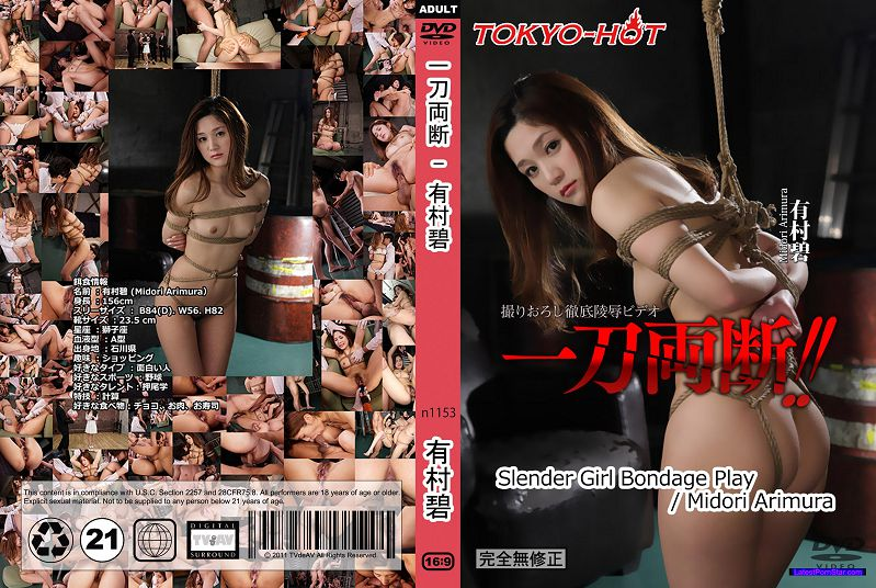 Tokyo Hot n1153 一刀両断