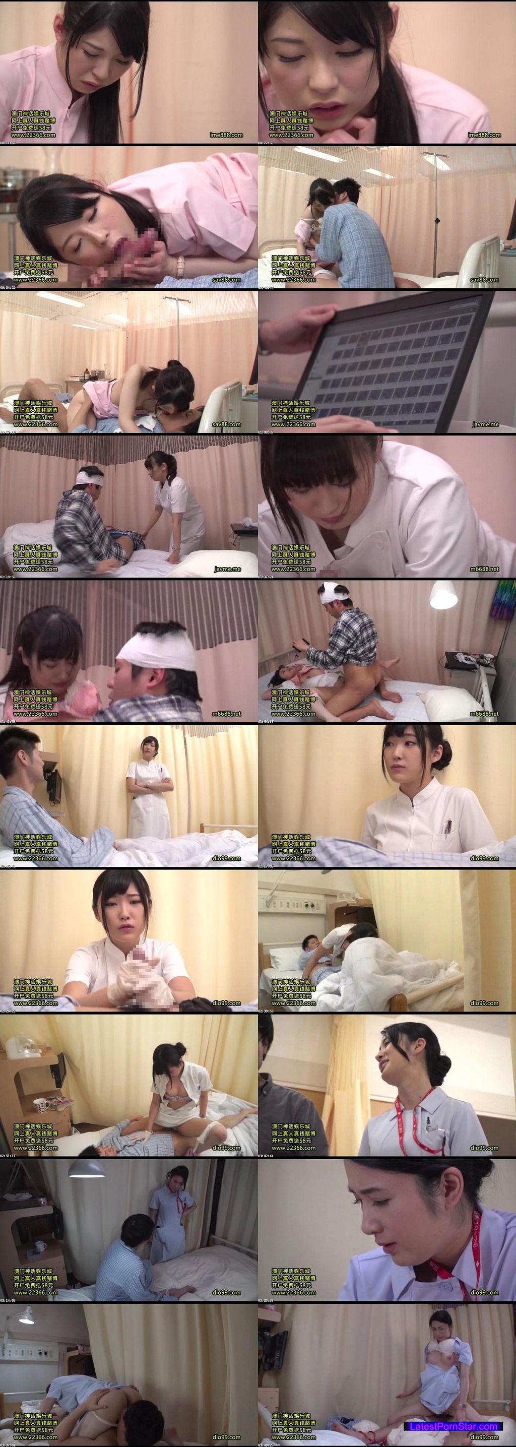 [DANDY-496] 「入院中の担当看護師が姉だった!禁欲で勃起が収まらない弟の暴走チ○ポが院内で噂の美人看護師を悩ませる『他の看護師に迷惑を掛けるんだったらワタシが…』」VOL.1