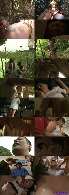 [FAJS-052] 裸けて誘惑 露出癖 乳出し農婦レイプ/白昼の主婦・欲求不満!!/早熟の女子校生・3P