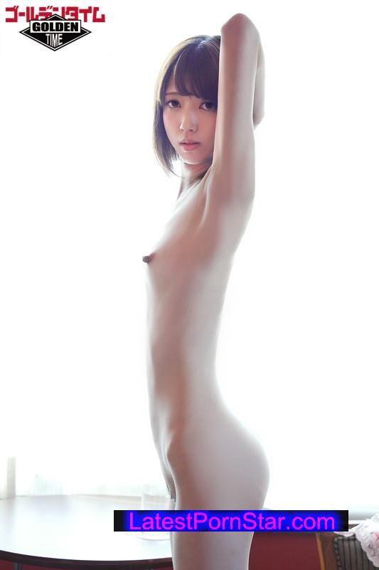 [GDTM-135] 極細(ウエスト54cm)素人初撮〜160cm39kgの北国のガリ可愛い女はSEXキ○ガイでした〜