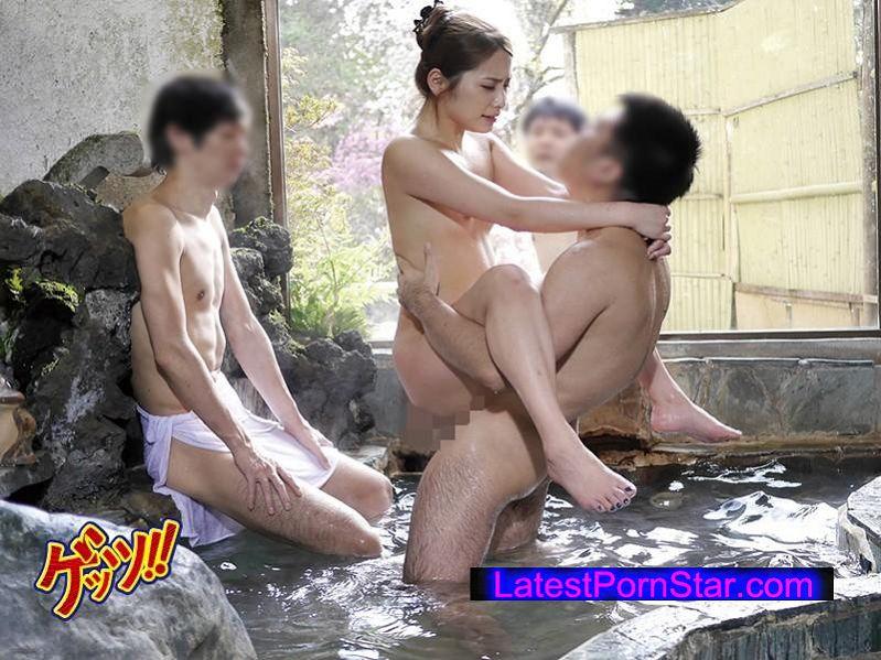 [GETS-006] 一般人の人妻が、乱交OKの混浴温泉に間違えて入ってきた!待ち伏せしていたワニ達に痴漢され羞恥興奮し、自ら勃起チ●ポを求めて中出し輪姦でイキ狂う!
