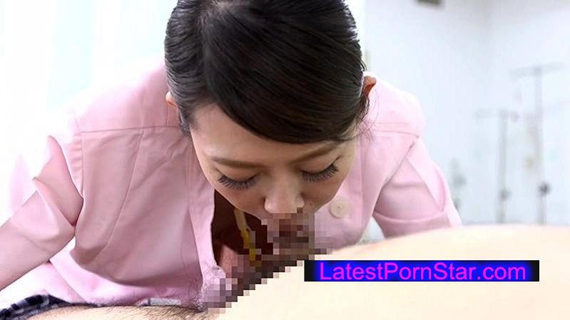 [HBAD-320] 性欲処理看護師・媚薬注射で肉欲に逆らえず咥え込む女 水谷あおい