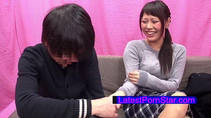 [IENE-689] ガチ素人ナンパ 激カワ恥じらいオマ○コくぱぁGET!!新宿で見つけた清楚で優しい女子大生にオナニーのお手伝いをお願いしたら生ハメ中出しまでしちゃいました!!