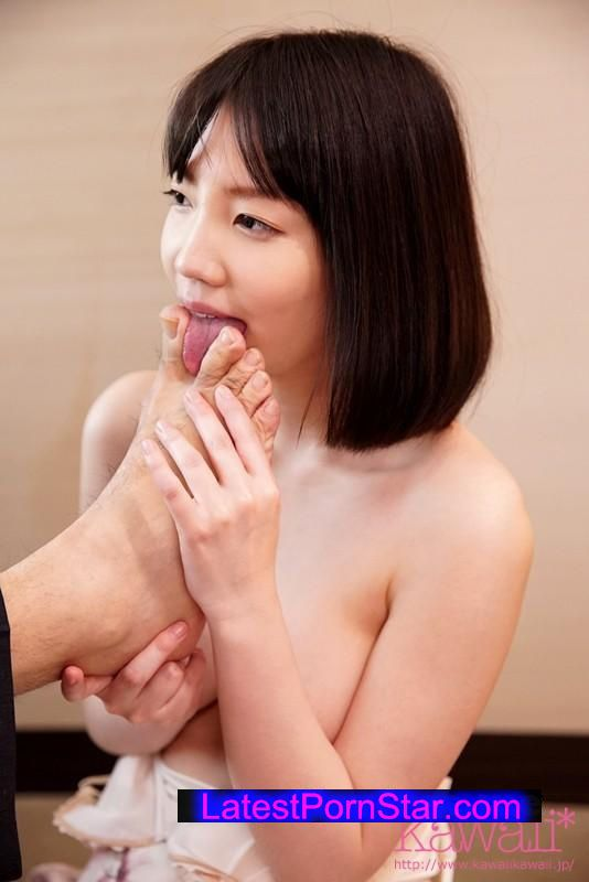 [KAWD-723] SNSで知り合った中年男と週4で密会し狂ったようにハメまくる変態SEX依存美少女 鈴木心春