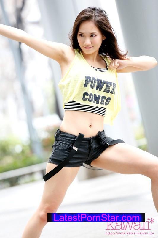 [KAWD-729] 笑顔で踊る姿が可愛すぎると話題のストリートダンサー美鈴AVデビュー
