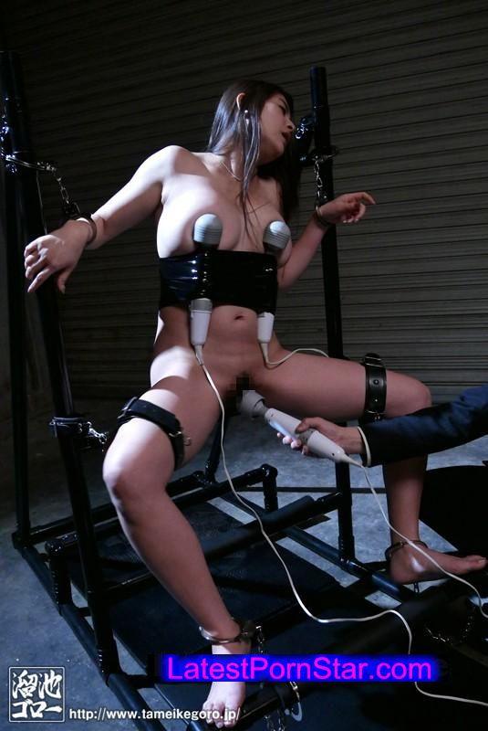 [MEYD-154] 抵抗できない様に人体を固定され性具に堕とされた中出しダッチ妻 めぐり