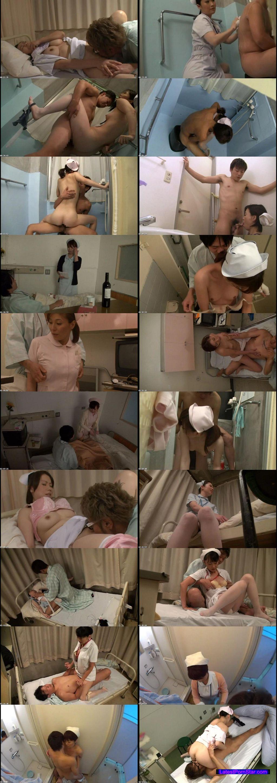 [NANX-087] 入院患者に口説き落とされた12人の看護師