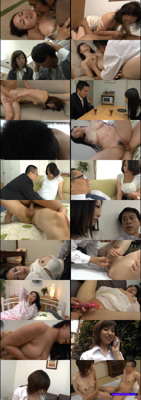 [NASS-444] 人妻寝盗られドラマ 7話×4時間 夫の上司に犯され堕ちる7人の人妻たち