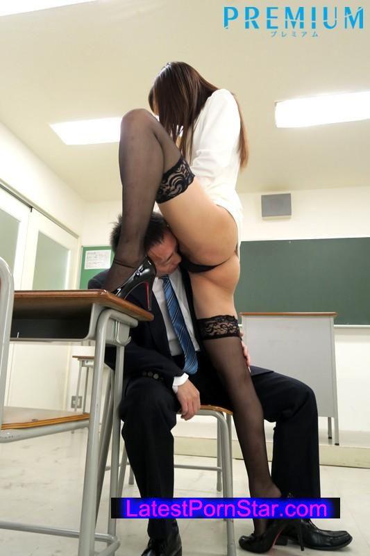 [PGD-876] 誘惑女教師〜美脚と絶対領域編〜 水沢のの