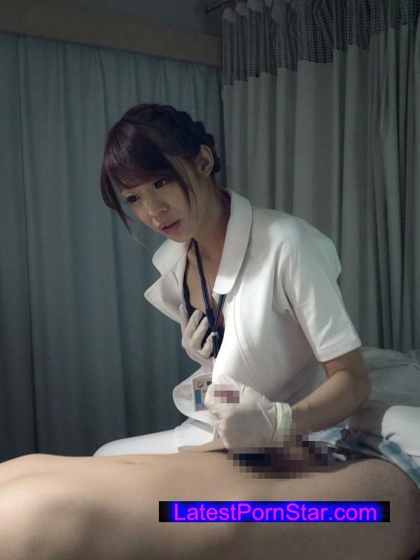 [SHE-310] 夜勤中の人妻看護師覗き 痴女気味な人妻ナースとの超展開!まさかの院内SEX!? 4