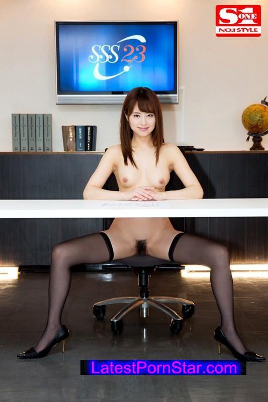 [SNIS-665] 平然と性交 初めてメインキャスターに抜擢された私は視聴率の為なら生放送中にマ●コを弄られてもチ●ポをブチ込まれアへ顔を晒しても原稿を読み続けるセックス中毒の女子アナとしてお茶の間を賑わせています。 吉沢明歩