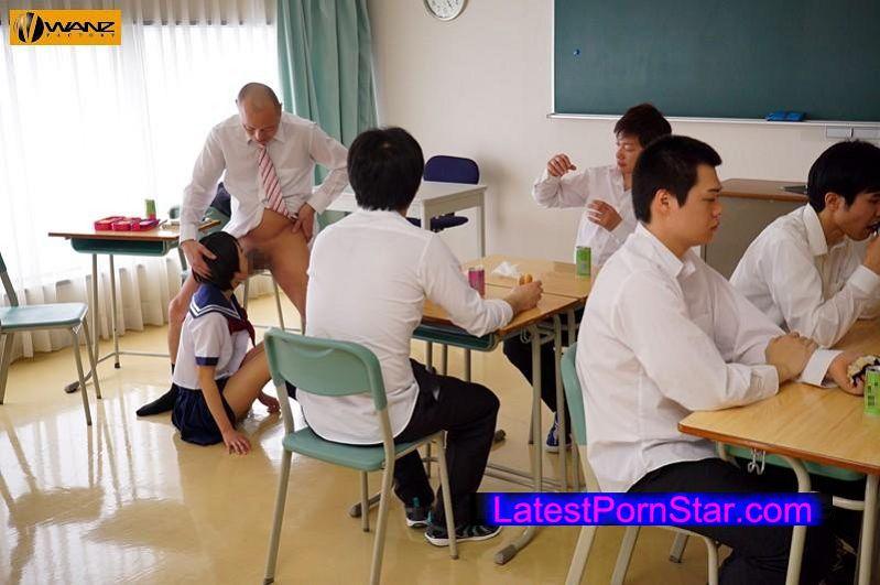 [WANZ-505] 時間を止めて孕ませ女子校生!! 向井藍