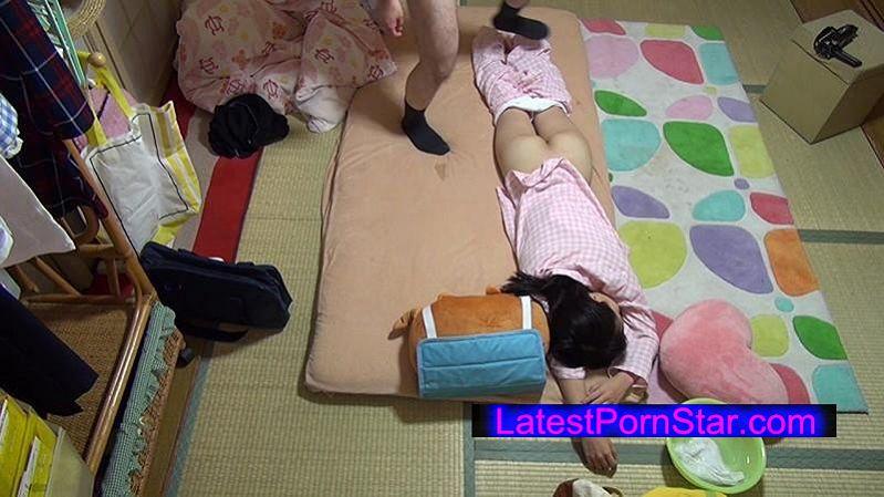 [AOZ-235] 風邪で寝込んだ妹に風邪薬と称し睡眠薬を飲ませ眠姦連続中出しレイプする鬼畜兄の近親相姦投稿映像