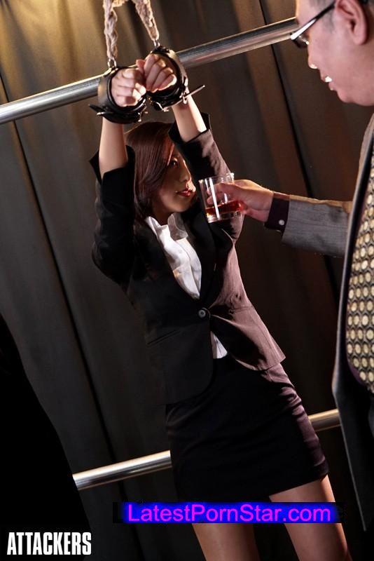 [ATID-274] 淫靡なる潜入〜美しき狂乱の堕天使〜 松下紗栄子