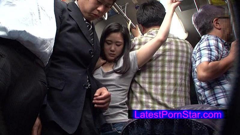 [DANDY-500] 「満員バスで子供を産んで乳首が敏感になったベビーカー妻に3分間胸が押しつぶされるほど密着させてヤる」VOL.1