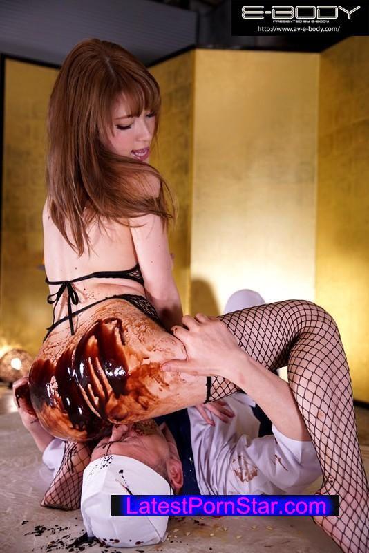 [EBOD-525] 巨尻いじめ クビレからの曲線しり肉を縛って叩いて味わい尽くす ティア