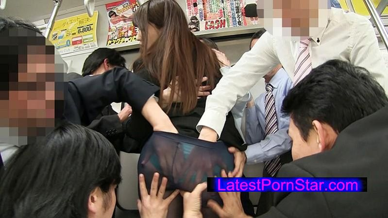 [FNK-028] 痴漢オークションにかけられた女 私を落札して下さい、そしてスカートを汚して下さい 荻野舞