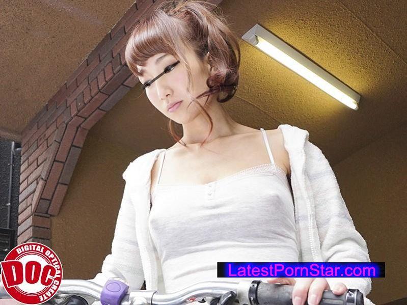 [RDT-257] 偶然見かけた巨乳女の余りにハリのある胸に見とれていたら、服がはち切れそうな程で乳首が丸わかり!?見られる事に興奮した彼女の乳首は更にビンビンに立って…