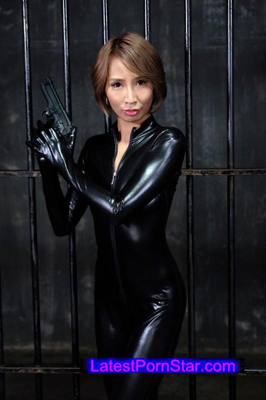 [XRW-193] 全身タトゥーの女 極道捜査官 飯島くうが