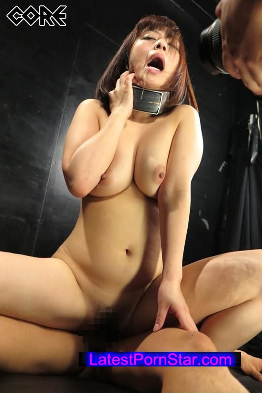 [CORE-055] 首絞め電動チョーカー酸欠感度MAXイカセ 尾上若葉