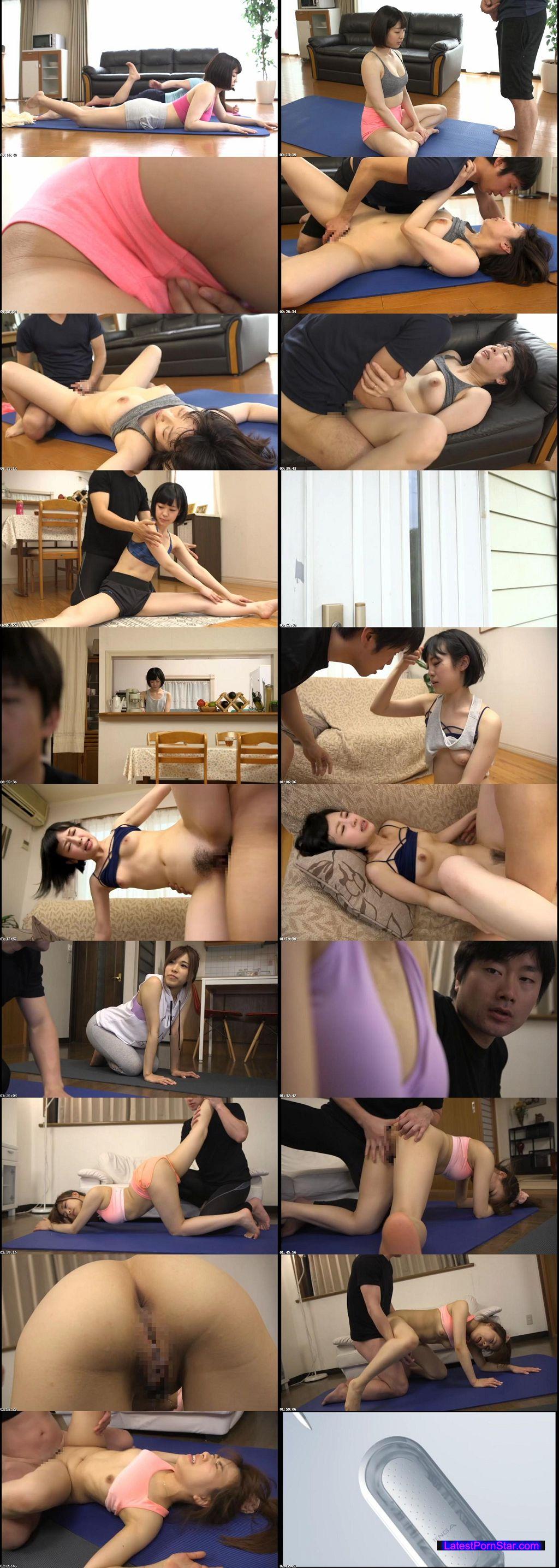 [FSET-646] 「なんで!?今日は股間がアツイ!」プライベートヨガレッスンでパンツに媚薬を塗られ腰をヒクつかせながら感じてしまう若妻