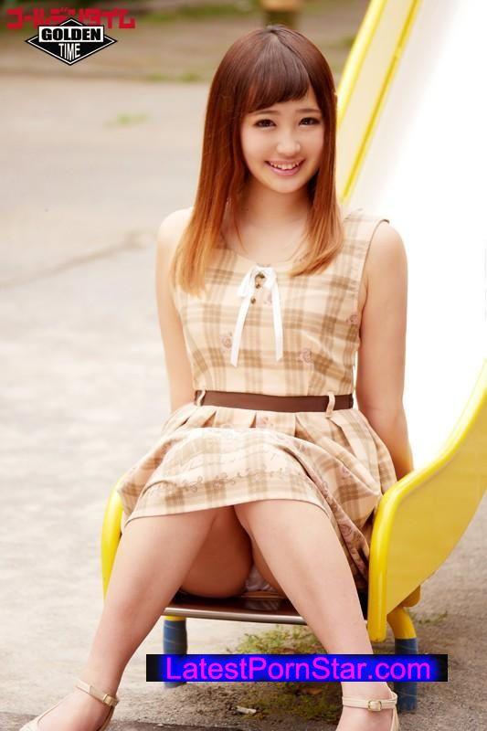 [GDTM-144] 現役東京六大学1年生 弥生18歳〜純粋無垢な顔したロリ顔美少女優等生…実はSEX大好きのとってもエロい娘「わたし、初めてイッちゃいましたww」