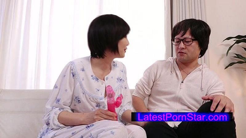[SCD-161] 隣のおばさんがノーパン・ノーブラでパジャマを着ていて 竹内梨恵