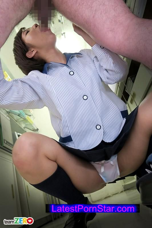 [TEAM-097] 万引きの代償に性裁を下される女子校生 湊莉久