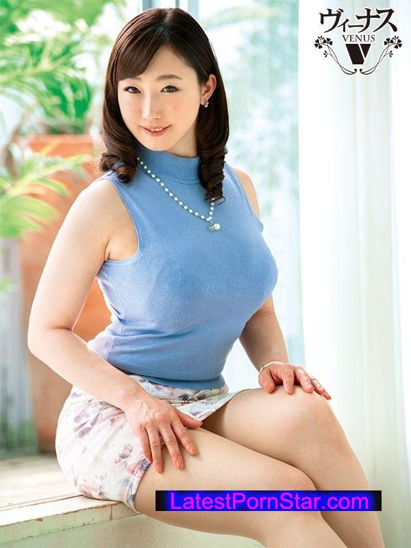 [VEO-022] 心底スケベな真夏の人妻 巨乳Hカップ103cmが激しく揺れる!AVデビュー!! 成澤ひなみ