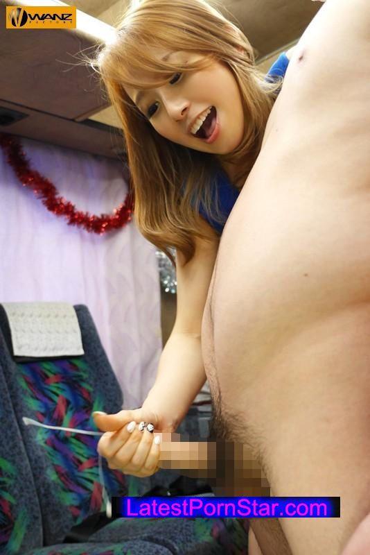 [WANZ-519] 北川エリカの凄テクを我慢できれば生★中出しSEX!