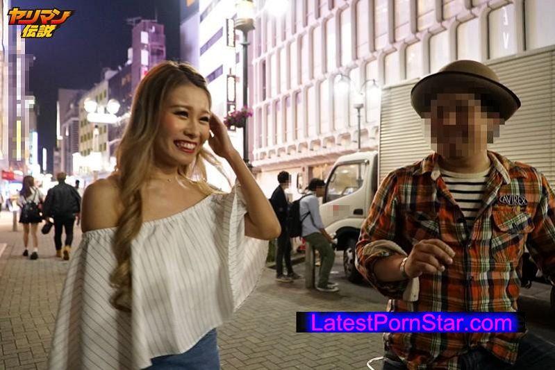[YRMN-031] 自薦!渋谷だけで100人とSEXした街角捕食系ヤリマンギャルがセフレ同伴&逆ナン&スタッフ誘惑でハメまくり マリ