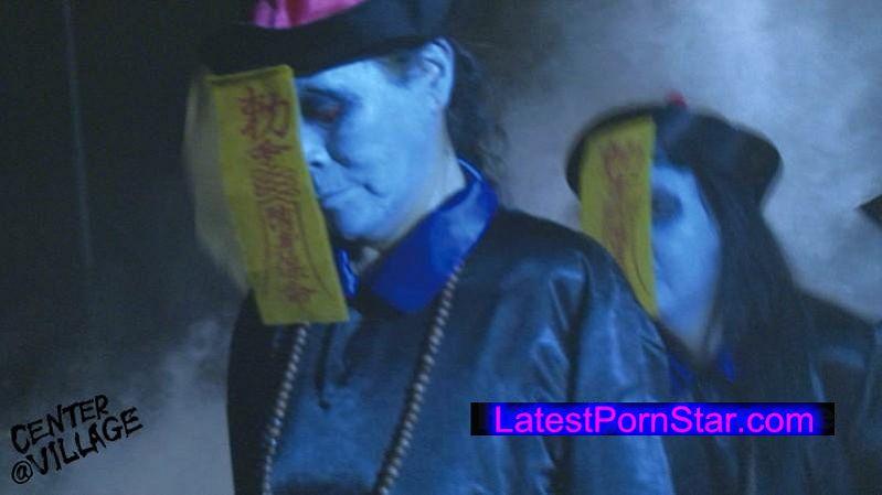 [AVOP-279] 護符天誅!幽幻導師列伝 熟女キョンシーに挑むセックスホラードキュメント