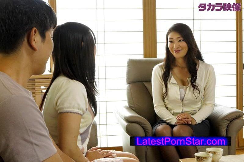 [AVOP-280] 超本格官能近親エロ絵巻 お義母さん、にょっ女房よりずっといいよ… 小早川怜子