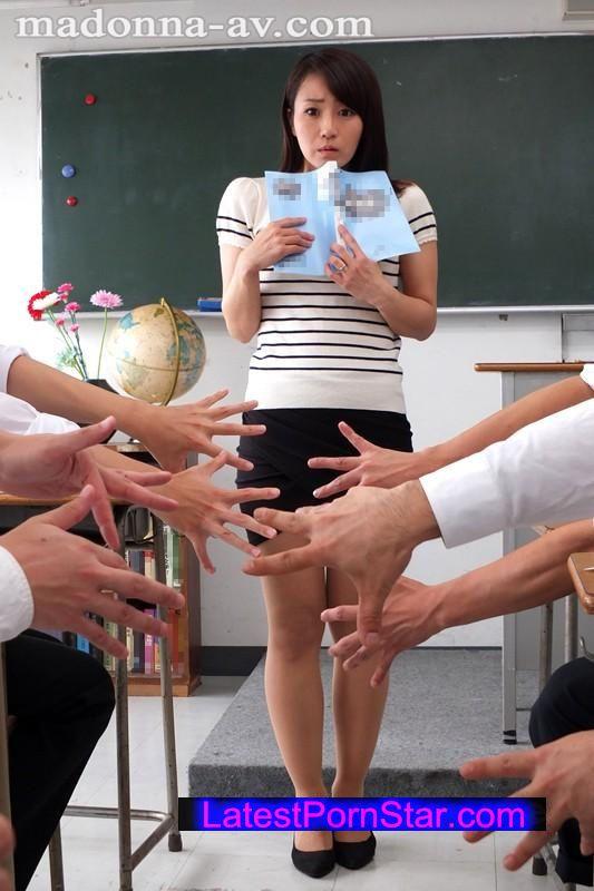 [JUX-970] 担任人妻 女教師苛め〜仕組まれた卑劣な凌辱授業〜 大島優香