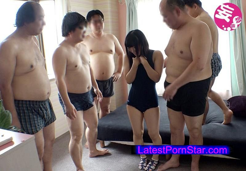[KTKP-092] 純粋無垢 黒髪精子まみれ お汁っ娘ずぶ濡れビアン あず希