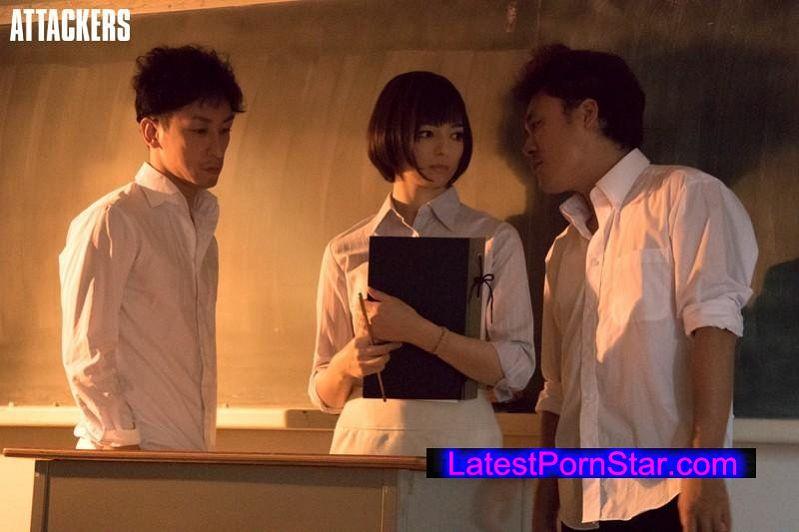 [SHKD-711] 女教師 肛虐輪姦 西田カリナ