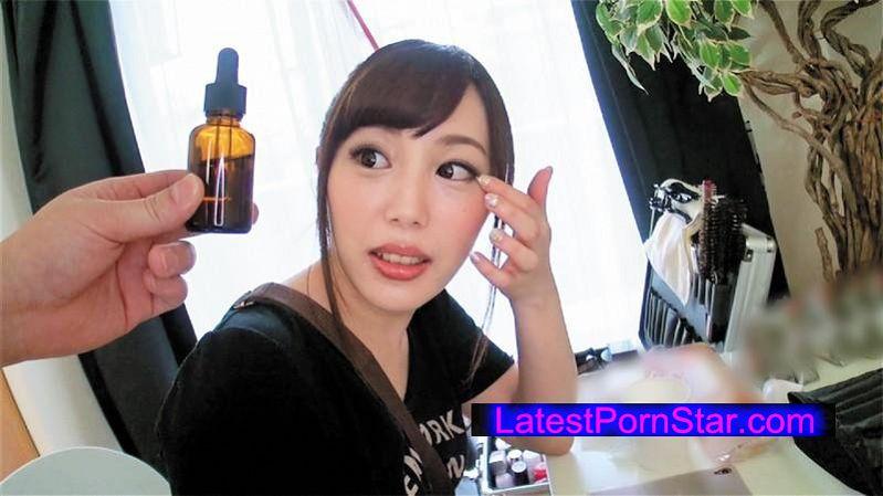 [ARLE-006] AV現場で働く美人スタッフ限定生々しすぎる性行為隠し撮り 巨乳メイクスタッフ編