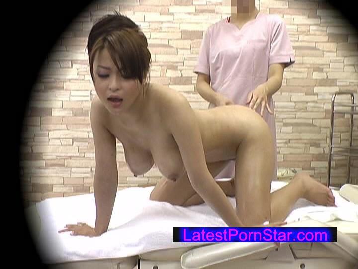 [GOKU-023] 女性専用 ぬるテカオイルエステサロン
