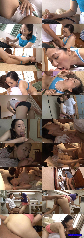 [OBA-303] 夫の連れ子が絶倫過ぎて…。 緒方泰子