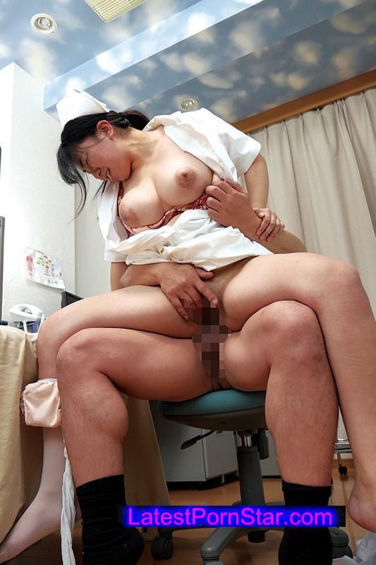 [UMSO-101] 媚薬のチカラ!! 医師のペニスにしゃぶりつく爆乳看護師