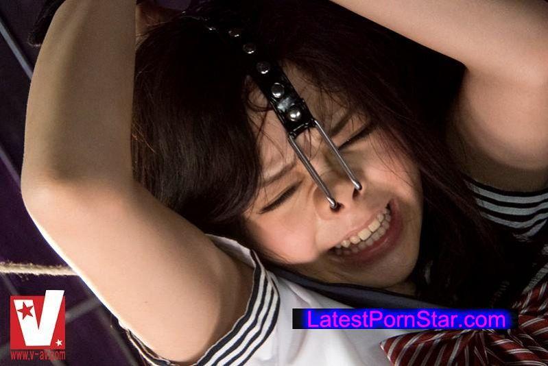 [VICD-336] 女子校生 引き裂きアナル拷姦 鶴田かな