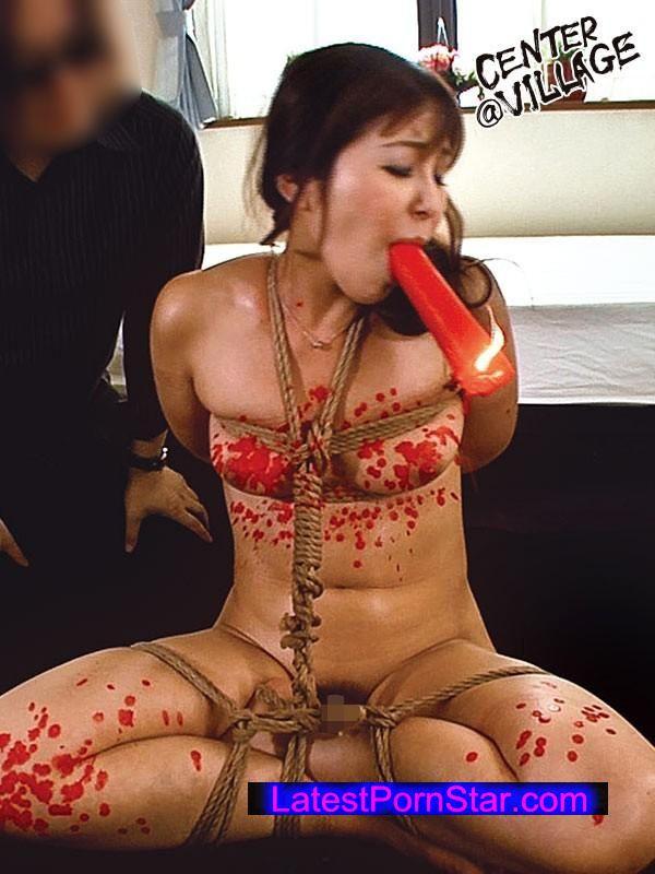 [ZEAA-006] 清楚で美人の人妻さんが実は美尻で緊縛願望のある変態女だった。 葵紫穂