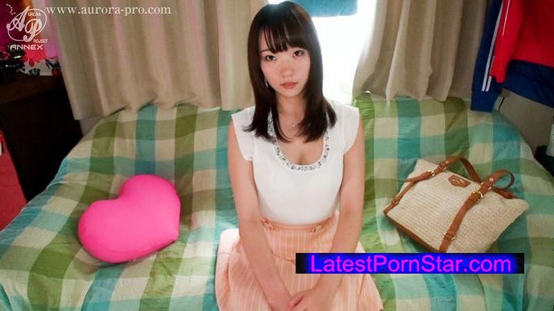[APKH-022] ヤリ部屋に連れ込まれた女子大生 Fカップ&美尻の敏感JDは、お持ち帰り専門のヤリマンお嬢! 夢野りんか