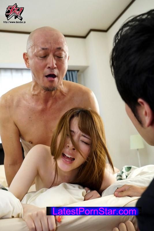 [DASD-353] 信じて預けた最愛の妻が上司に寝取られ種付けプレスされていた 本田岬